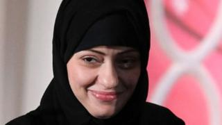 साउदी-अमेरिकी मानवअधिकारकर्मी समार बादवी