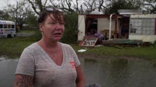 44-летняя Джуди Макрей прожила в Рокпорте больше половины жизни