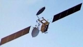 Ce satellite a coûté à 280 millions de dollars à l'Angola.