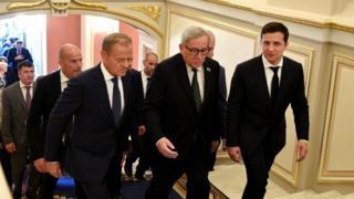 Саміті Україна-ЄС