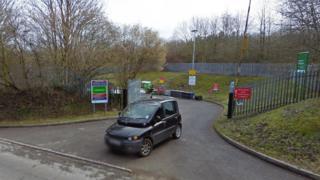 Bledlow Ridge Recycling Centre
