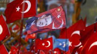 دولت ترکیه میگوید که ۳۲ هزار نفر از زمان کودتای نافرجام در این کشور بازداشت شدهاند