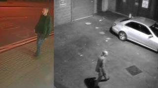 CCTV issued by TVP in Windsor murder probe