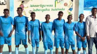 equipe somalienne