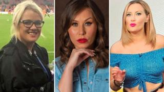 TV freelancers (left-right): Kate Robertson, Ellie Phillips and Jodie McCallum