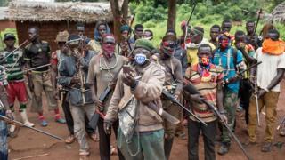 Anti-Balaka militia