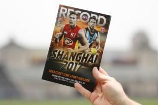 The AFL Record