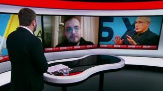 Олег Антоненко и Максим Верников
