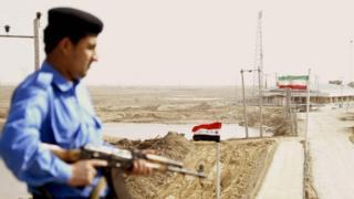 İran-Irak sınırı