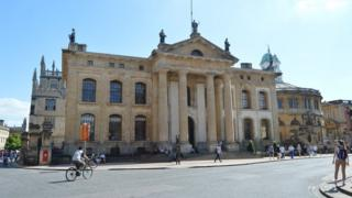 The Old Clarendon Building