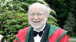 Professor William C Campbell
