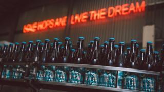 BrewDog bottles