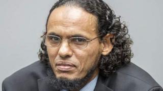 En Septembre 2016, il avait été condamné à neuf ans de prison par la Cour pénale internationale (CPI).
