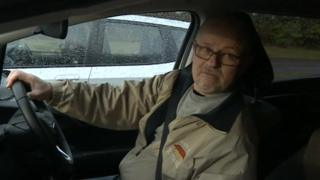 Martin Huggins, Honda worker