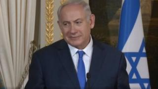 Премьер-министр Нетаньяху