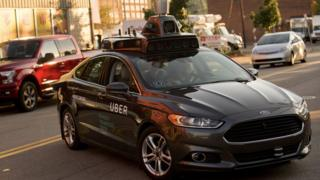 Uber said the cars on US roads used third-party LiDAR tech