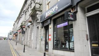 Jessops in Aberdeen