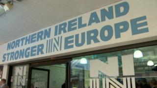Stronger in Europe banner