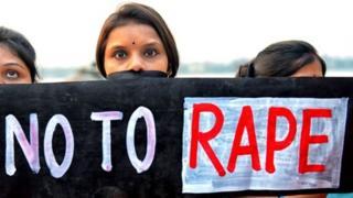 बलात्कार के ख़िलाफ़ प्रदर्शन