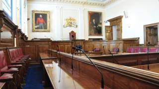 Royal court chamber