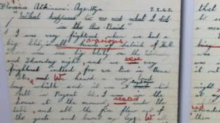 Letters about the Hull Blitz