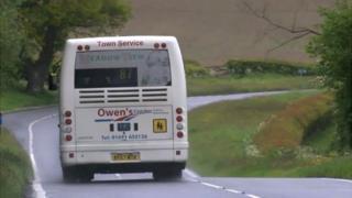 Rural buses