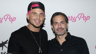 Charley DeFrancesco and Marc Jacobs