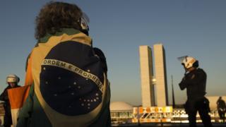 Pessoas em Brasília