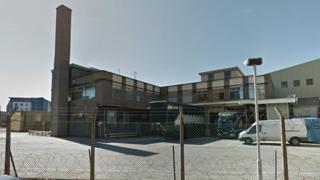 John Lewis distribution centre