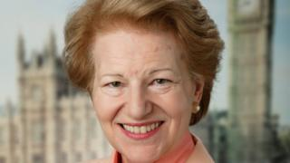 Baroness Nicholson of Winterbourne