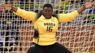 La finale de la coupe d'Afrique de Handball va se jouer entre l'Angola et la Tunisie.