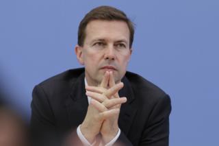 Phát ngôn viên Steffen Siebert