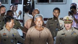 Kongpan 2015 yılında tutuklandı