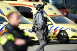 تیراندازی در اوترخت هلند