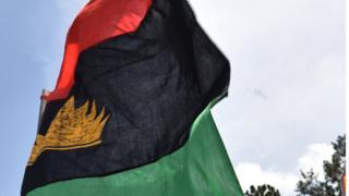 Flagi Biafra