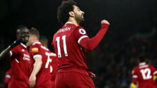 L'attaquant de Liverpool a fait 44 réalisations en toute compétition cette saison.