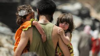 """""""تزايد حاد في الصدمات النفسية"""" بين المدنيين في الموصل"""