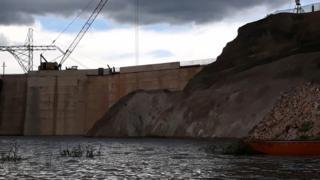 hidrelétrica Sinop