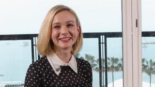 Carey Mulligan at Cannes