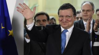 Jose Manuel Barroso, 30 Oct 14