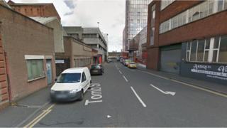 Tomb Street, Belfast