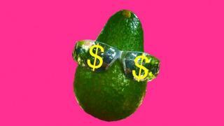 Авозилла в 5 раз больше обычного авокадо.