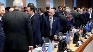 Конференция в Брюсселе
