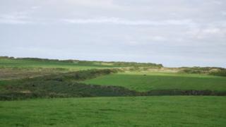 Angle peninsula