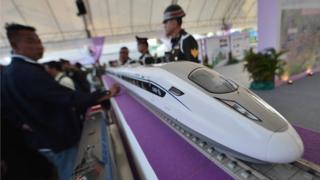 โครงการรถไฟไทย-จีน