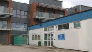 The new £10m Townlands Hospital opened in March after building work delays