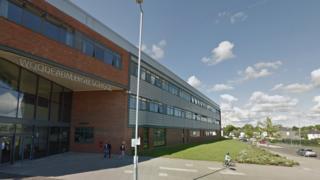 Woodfarm High School, Glasgow