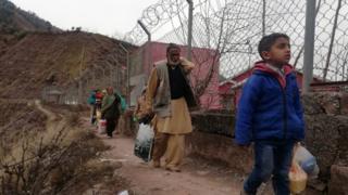 पाकिस्तान प्रसाशित कश्मीर