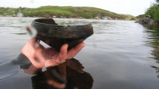 Neolithic pot