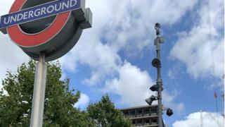 King's Cross security cameras